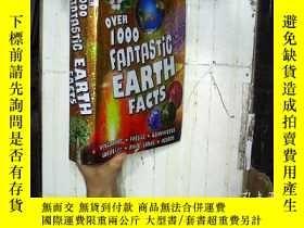 二手書博民逛書店Over罕見1000 Fantastic Earth Facts