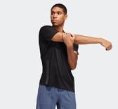 Adidas Rise Up N Run Tee 男款運動短袖上衣-NO.EI6321
