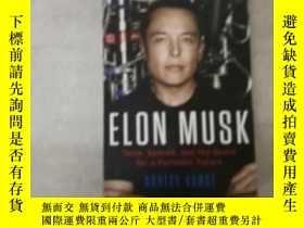 二手書博民逛書店Elon罕見Musk IntlY375781 Ashlee Vance 著 HPC ISBN:9780062