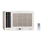 日立 HITACHI 3-5坪左吹冷暖變頻窗型冷氣 RA-28HV1