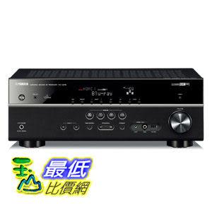 [美國代購 ShopUSA] Yamaha RX-V475 5.1-Channel Network AV Receiver with Airplay $19361