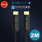 FIBBR Ultra Pro2 系列 HDMI 2.0 光纖纜線 2M 公司貨