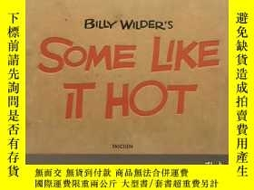 二手書博民逛書店Billy罕見Wilder s Some Like It Hot