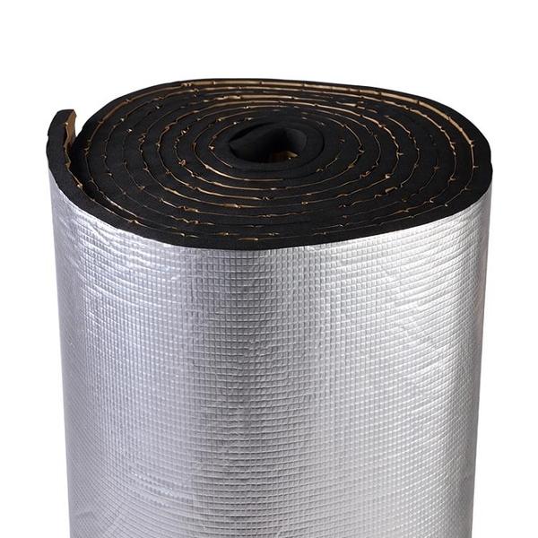 耐高溫隔熱材料屋頂防火陽光房彩鋼瓦隔熱棉樓頂隔熱板保溫棉自粘 快速出貨
