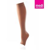美締 medi 專業醫療彈性襪  機能型小腿襪 cc1.2 膚色、露趾  德國進口【杏一】
