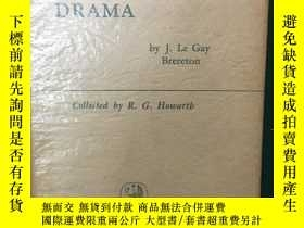 二手書博民逛書店Writings罕見on Elizabethan Drama【伊