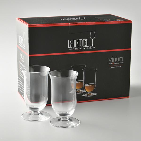 Riedel Vinum系列 Whisky 威士忌酒杯 2入 酒杯 水晶杯【美學生活】