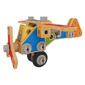 【免運費】《 德國 HAPE 愛傑卡 》組裝建構系列-工匠組(62PCs)   ╭★ JOYBUS玩具百貨