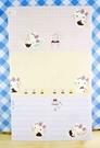 【震撼精品百貨】Hello Kitty 凱蒂貓~kitty便條紙-熊3色(大)
