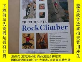 二手書博民逛書店The罕見Complete Rock Climber: Practical Guidance From Exper