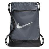 Nike-  巴西利亞運動後背袋 (石灰色)