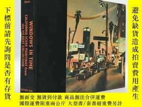二手書博民逛書店Windows罕見in Time: California Sce