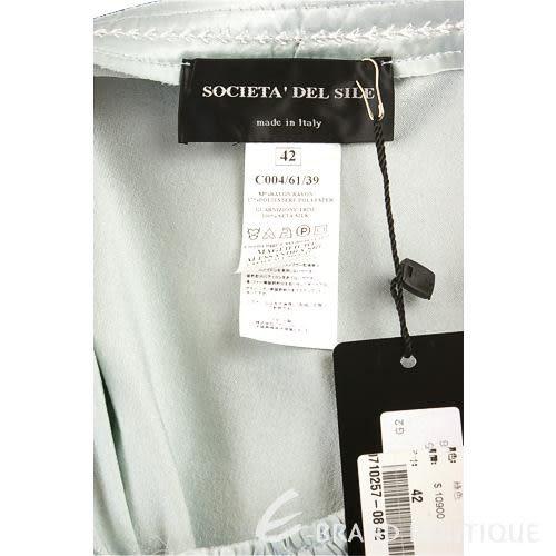 SOCIETA'DEL SILE 兩件式上衣 (淺綠色) 0710258-08