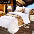 賓館酒店床上用品醫院布草被套床單枕套40支全棉四件套BS18132『樂愛居家館』