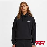 Levis 男款 重磅口袋帽T / 精工刺繡Logo / 有機面料 / 430GSM厚棉