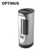 OPTIMUS圓塔扇HF-820可左右擺頭不佔空間