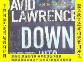 二手書博民逛書店大衛·勞倫斯罕見David Lawrence:Down into