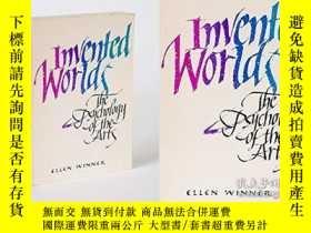 二手書博民逛書店Invented罕見WorldsY256260 Ellen Winner Harvard University