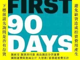 二手書博民逛書店The罕見First 90 Days: Critical Suc