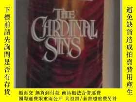 二手書博民逛書店英文原版罕見The Cardinal Sins by Andre