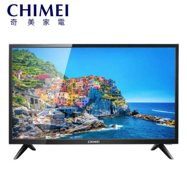 [CHIMEI 奇美]40吋 LED液晶顯示器+視訊盒 TL-40A600+TB-A060 A600系列