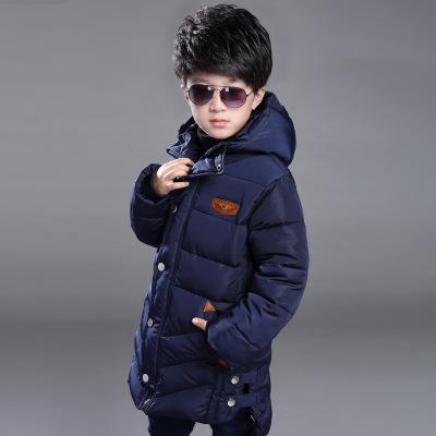 男童韓版時尚百搭棉服 2019男寶寶潮流個性外套 新款男生保暖簡約外套 冬天加厚休閒外衣