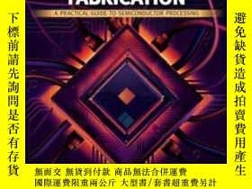 二手書博民逛書店Microchip罕見Fabrication, Sixth EditionY364682 Peter Van