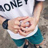 戒指潮人創意男士個性復古麻繩指環霸氣學生【聚寶屋】