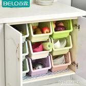 小號帶輪廚房置物架蔬菜置物架水果收納架儲物架【蘇荷精品女裝】