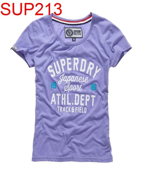 SUPERDRY SUPERDRY 極度乾燥 女 當季最新現貨 T-SHIRT SUPERDRY SUP213