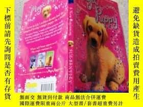二手書博民逛書店magic罕見puppy : 神奇小狗Y200392