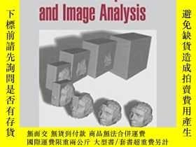 二手書博民逛書店Geometric罕見Partial Differential Equations And Image Analy