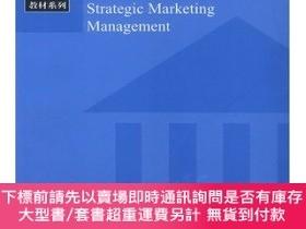 簡體書-十日到貨 R3Y戰略營銷管理。 戰略營銷管理。 (美)馬克·E·佩裏(Mark E. Parry)著 中國財