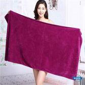 浴巾美容院浴巾成人加厚大號棉質柔軟超強吸水按摩鋪床專用大毛巾