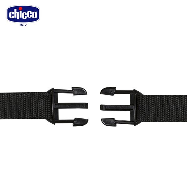 chicco-SimpliCity腹部安全帶-黑
