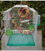 金屬觀賞繁殖鳥籠LYH4120【大尺碼女王】