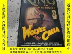 二手書博民逛書店Wolves罕見of the Calla:卡拉之狼(外文)Y21