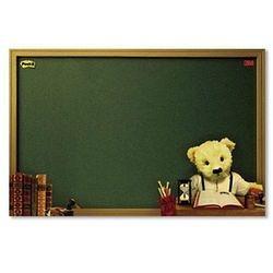 《享亮商城》558L-B (大)可再貼熊熊備忘板  3M