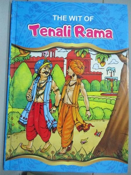 【書寶二手書T4/少年童書_PFL】The Wit of Tenali Rama