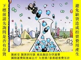 二手書博民逛書店The罕見Cartoon Guide to Chemistry[