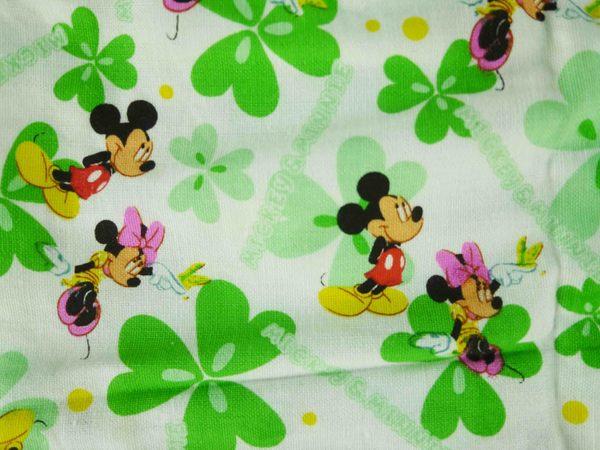 【震撼精品百貨】Micky Mouse_米奇/米妮 ~便當袋-綠