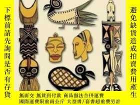 二手書博民逛書店Traditional罕見African DesignsY255562 Gregory Mirow Dover