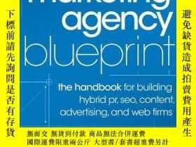 二手書博民逛書店The罕見Marketing Agency BlueprintY256260 Paul Roetzer Wil