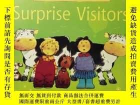 二手書博民逛書店Surprise罕見VisitorsY315220
