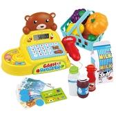 家家酒系列玩具 小熊電動收銀機 35561