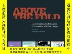 二手書博民逛書店Above罕見The Fold-在褶皺之上Y436638 Brian D Miller How Books,