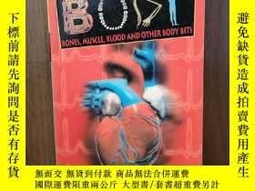 二手書博民逛書店Body罕見: Bones, Muscle, Blood and