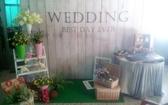一定要幸福哦~~ 田園風婚禮佈置,包套專案15000元會場佈置,浪漫型婚禮氣球佈置