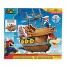 《 任天堂 》超級瑪利歐 2.5吋庫巴船 / JOYBUS玩具百貨