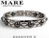 【MARE-316L白鋼】系列: 財源滾滾 (方型)寬  款